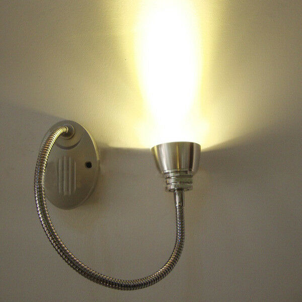 Lamps, Lighting & Ceiling Fans Flexible pipe Lamp 3W LED