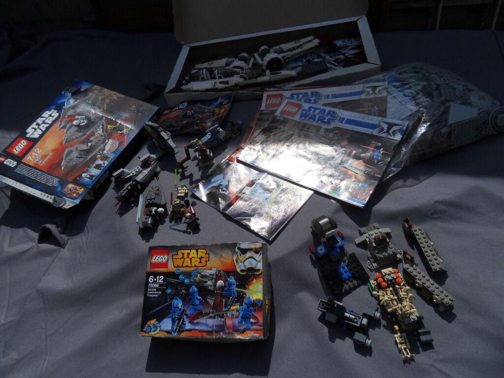 Toys game constructor jouet  construction Lego STAR WARS  le plus récent