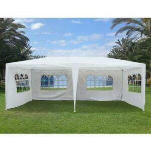 Replacement-window-wall-for-10-039-x-10-White-Party-Tent-Gazebo-Wedding-Canopy
