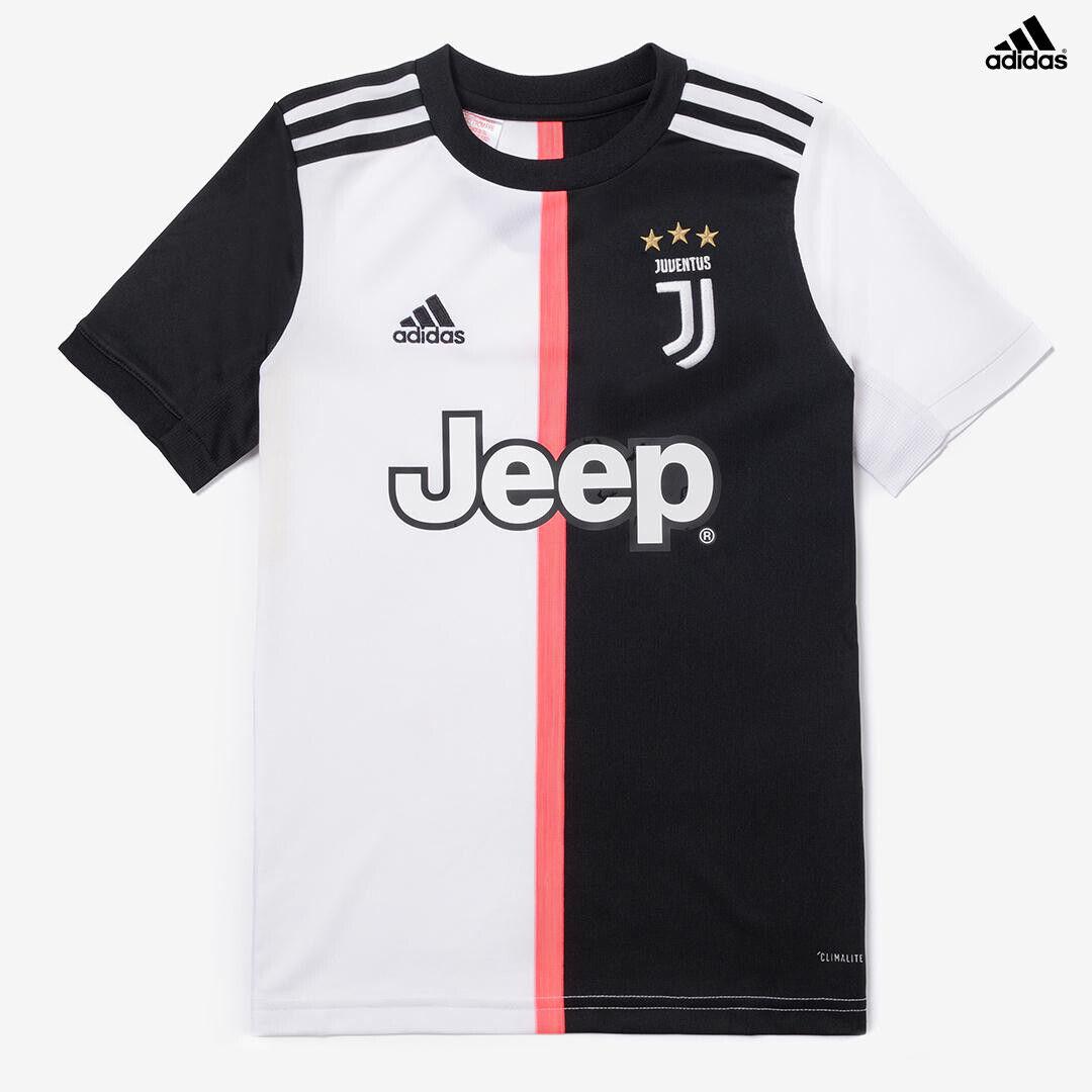 Juventus Maglia Gara HOME Ufficiale Campionato 201920 Bambino