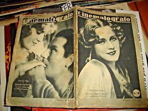 Cine-Ano-IV-N-8-de-30-8-1930-Pandit-Garbo-Valentino-Etc