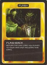 "Doctor Who MMG CCG - Flash ""Flashback"" Card"