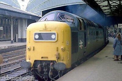 British Rail Deltic 55013 York Rail Photo