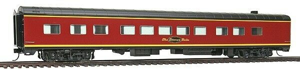 HO Scale Pullman-Standard 68-Seat Diner - Dinner Belle - Walthers  932-9443