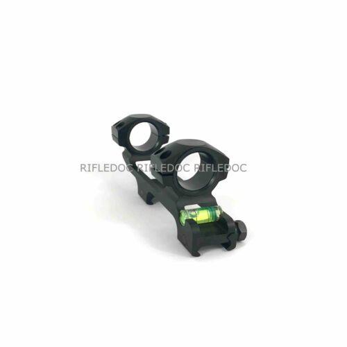 Montaggio Blocco per montaggio obiettivo cannocchiale 25 U 30 mm di diametro21 mm Picatinny