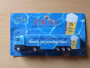 Modellino-autocarro-per-birra-Rimorchio-trasporto-RENAULT-crailsheimer