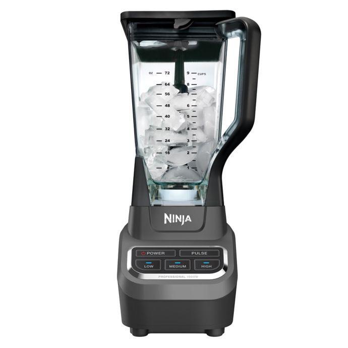 Ninja 1000 Watt Professional 72oz Blender BL610