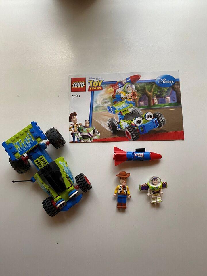 Lego Toy Story, 7590