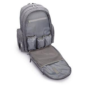 Waterproof Outdoor Baby Diaper Changing Backpack Mummy Bag Stroller Hanging Bag