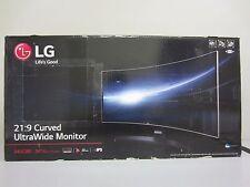 "LG 34UC88-B 34"" Inch Curved UltraWide QHD IPS Monitor w/ USB Quick Charge"