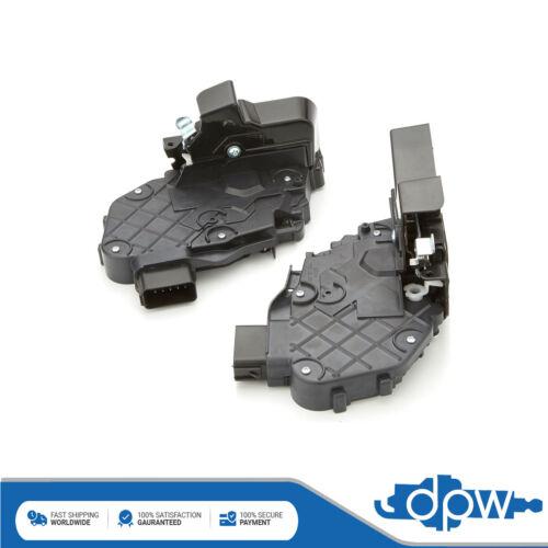 2.7 TD Diesel 2x Door Lock Actuators Front Fits Rover Discovery 3