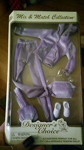 Vintage-KARI-MICHELL-Designer-039-s-Choice-for-Barbie-Silkstone-fashion-royalty