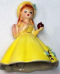 Josef-Orginals-034-School-Belle-034-Beautiful-Ceramic-Figurine