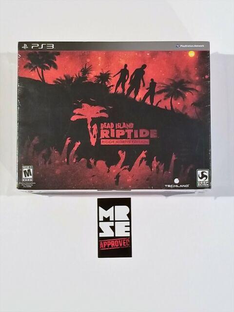 Dead Island Riptide Rigor Mortis Edition PS3 (Sony PlayStation 3) New & Sealed