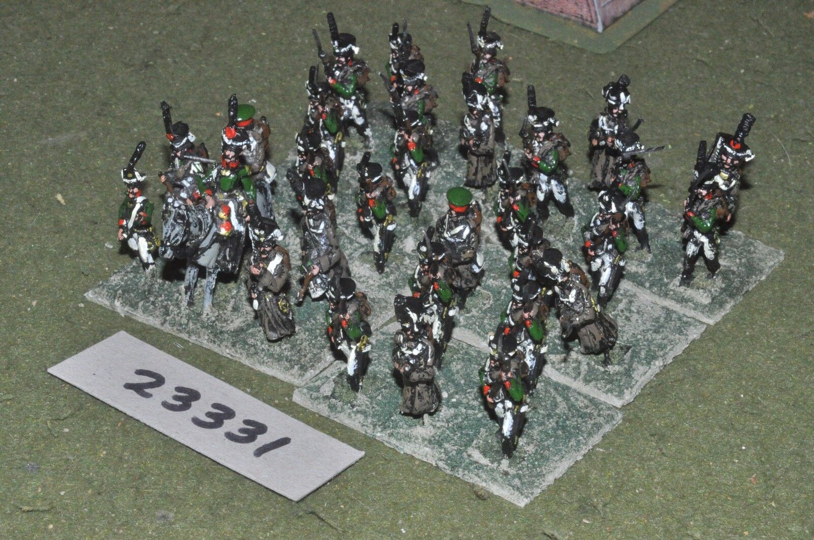 25 mm napoléoniennes russe-Grenadiers 30 figures-INF (23331)