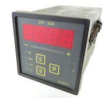 ELREHA DTP 1320 Temperaturregler DTP1000 Doppel-Zweipunkt-Regler Thermostat 230V