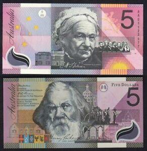 Australia-5-2001-Polymer-Catherine-Helen-Spence-Henry-Parkes-UNC-DL01781806