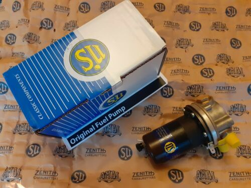 GENUINE SU ELECTRIC AUA26 6 VOLT LOW PRESSURE PETROL FUEL PUMP AUSTIN MORRIS MG