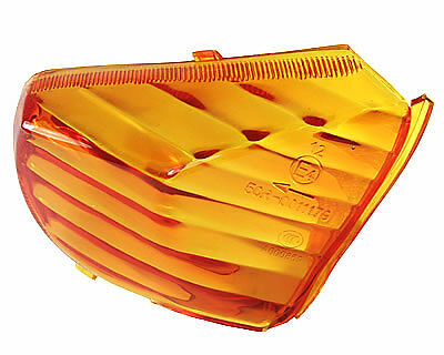 Pulse Scout BT49QT-9 Rear Left Indicator Lens Cover Orange