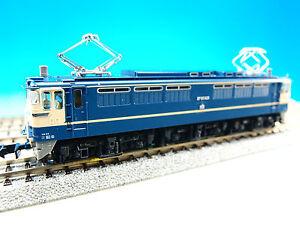 KATO-3060-2-JR-Electric-Locomotive-EF65-500-Type-F-N-Scale-New
