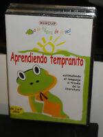 Aprendiendo Tempranito (dvd (dvd) Spanish Language Kidzup Dvd Brand