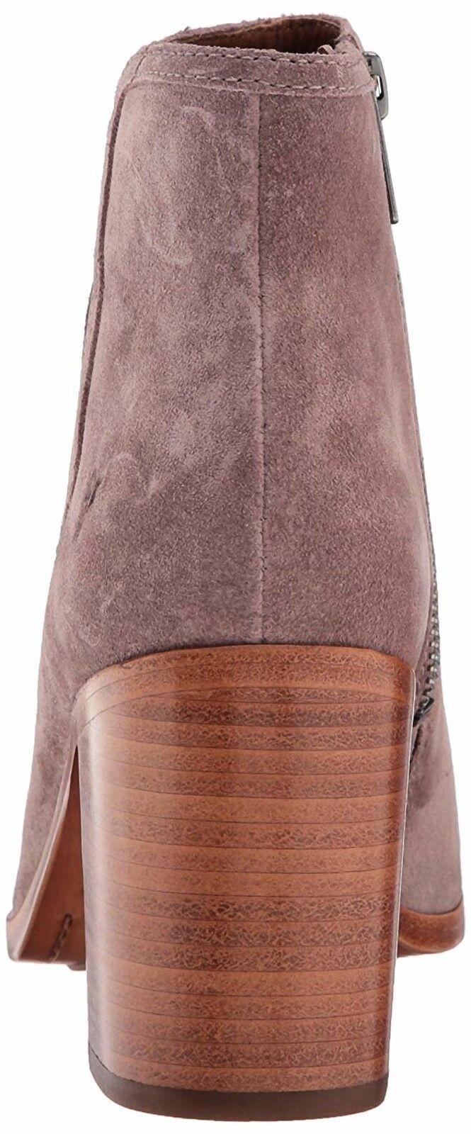 FRYE Damens Danica Peep Toe Bootie 7.5 Stiefel Dusty Rose Suede 7.5 Bootie NEW IN BOX 32df44