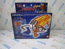 Anime Gear Fighter Dendoh DX Data Weapon 4 Bull Horn Model Kit Bandai Japan
