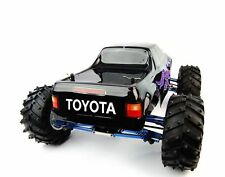 Custom Toyota Hilux OFF ROAD RC 1:10 scale REAR BED decal - all colors