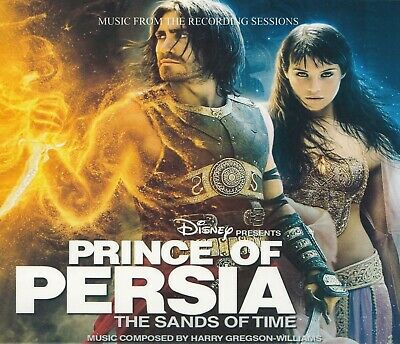 Prince Of Persia Harry Gregson Williams 4 Cd Recording Sessions Ebay