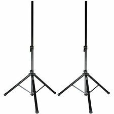 Talent SSGP Gig Pack 5 Ft. Pa/dj Tripod Speaker Stand Pair With Bag