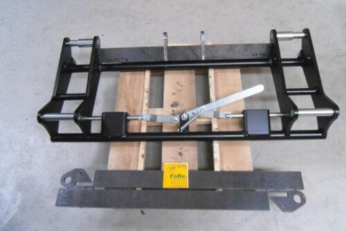 Umbausatz Hydraulische Gerätebetätigung ohne Schnellwechselrahmen