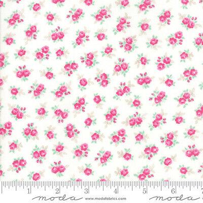 8413 22 by 1//2 yd Linen MODA Fabric ~ GUEST ROOM ~ Kristyne Czepuryk