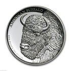 2014 Tuvalu American Buffalo 1 oz 999 Silver Proof with Box & COA - Perth Mint