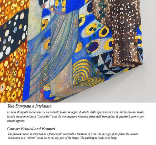 Peinture Klimt Maternité Les Trois Age Impression Fin Article Sur Toile Vernis