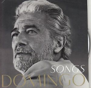 DOMINGO Songs CD