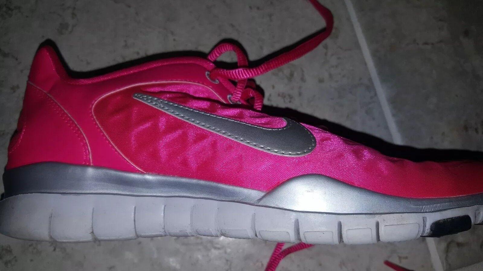 2011 Nike Free TR Luxe Women's Women's Women's US8 UK5.5 Ultra Pink 453341-600 VERY RARE    206191