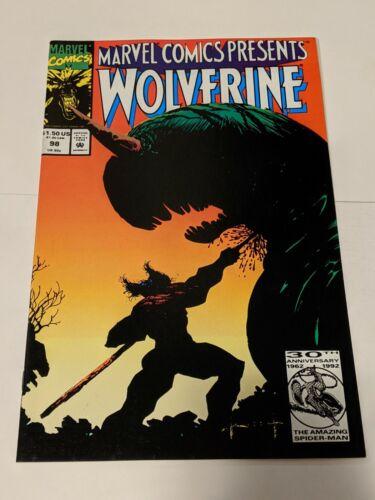Marvel Comics Presents Wolverine WEAPON X #80 1991 Marvel Comics