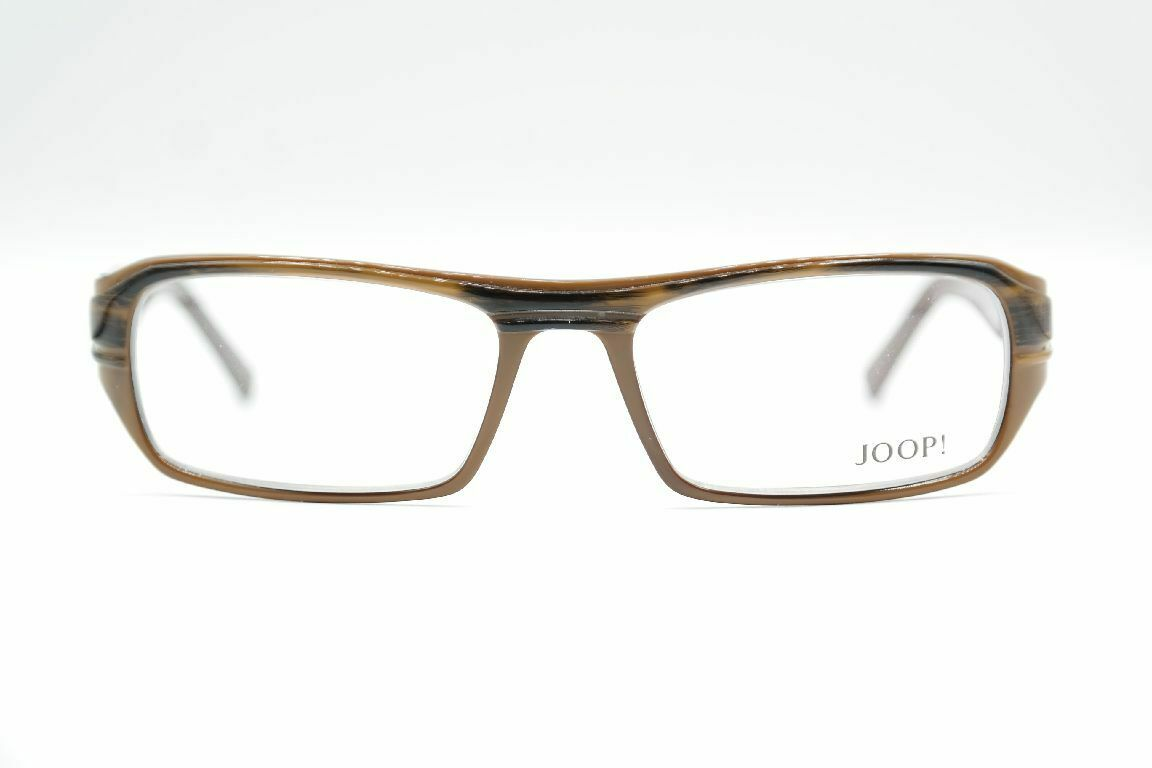 JOOP 81038 Braun oval Brille Brillengestell eyeglasses Neu