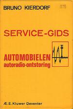 SERVICE-GIDS AUTOMOBIELEN AUTORADIO-ONTSTORING - Bruno Kierdorf