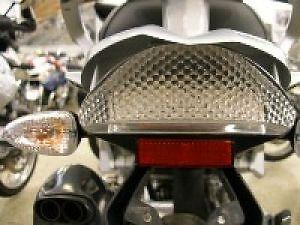 Suzuki SV650 SV1000 SV 650 1000 Clear LED tail light Road Legal /'E/' marked