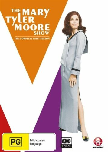 1 of 1 - The Mary Tyler Moore Show : Season 1 (DVD, 2015, 4-Disc Set)