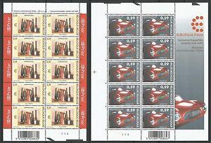 BELGIO-2003-Europalia-2-MF-emissione-congiunta-con-l-039-Italia