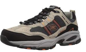 order fashion design san francisco Details about Skechers Sport Men's Vigor 2.0 Trait Memory Foam Sneaker  51241EW/TPBK Taupe Blk