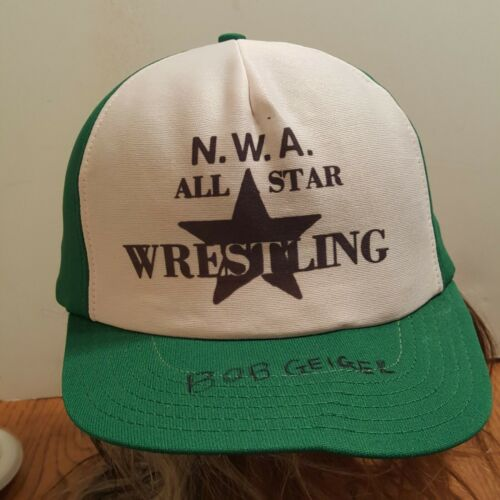 vintage National Wrestling Alliance N.W.A. All-Sta