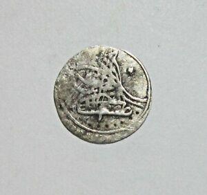 OTTOMAN EGYPT. SILVER PARA. ABDUL HAMID I, 1187-1203 AH, 1774-1789 AD.