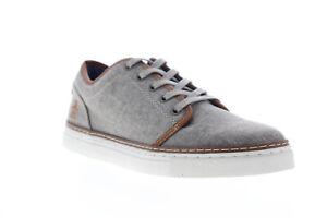 Original-Penguin-Carmine-OP100874M-Mens-Gray-Canvas-Lifestyle-Sneakers-Shoes