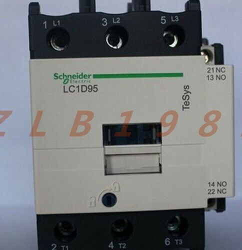 ONE NEW Schneider AC contactor LC1D95M7C LC1-D95