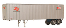 Walthers HO Flexi-Van 40' Trailer Only - Kit Milwakee Road #933-1682