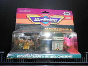 Micro Machines Deluxe Véhicules Accessoires Space Microphares Galoob Gig