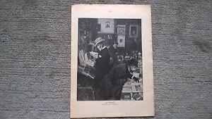 Im-Troedelladen-Eduard-Thiebaut-Holzschnitt-1908